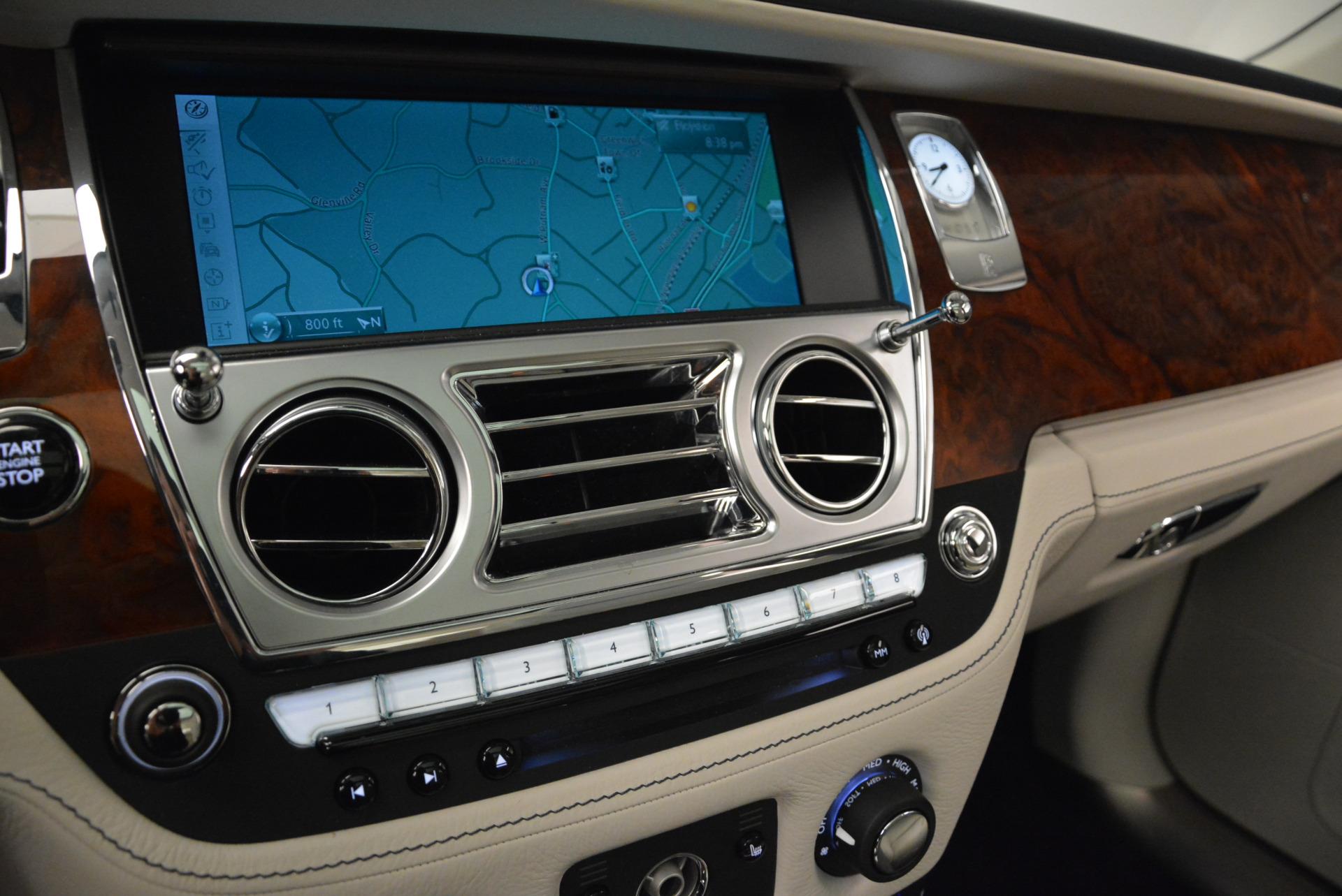 Used 2015 Rolls-Royce Ghost  For Sale In Westport, CT 1980_p22