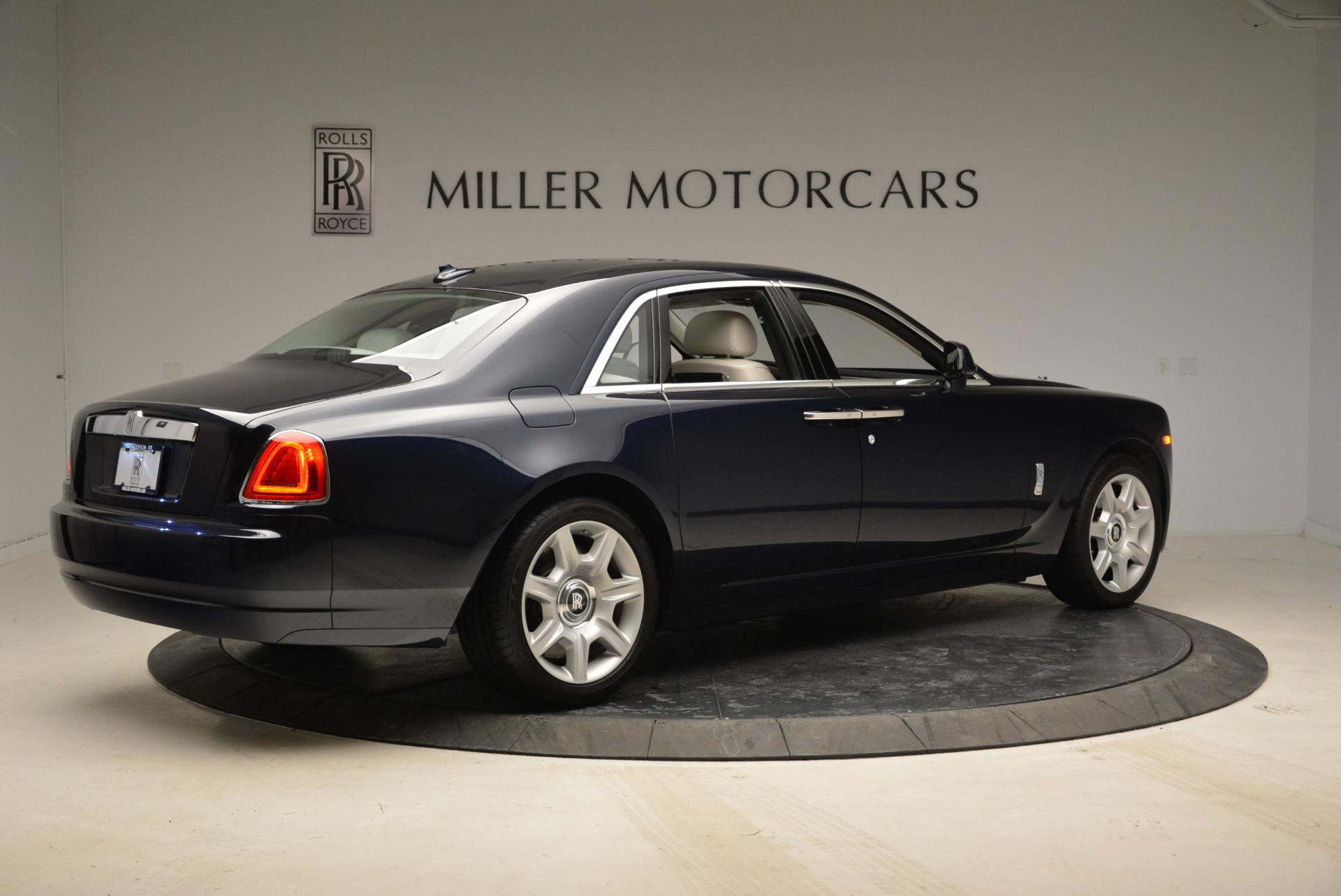 Used 2015 Rolls-Royce Ghost  For Sale In Westport, CT 1980_p8