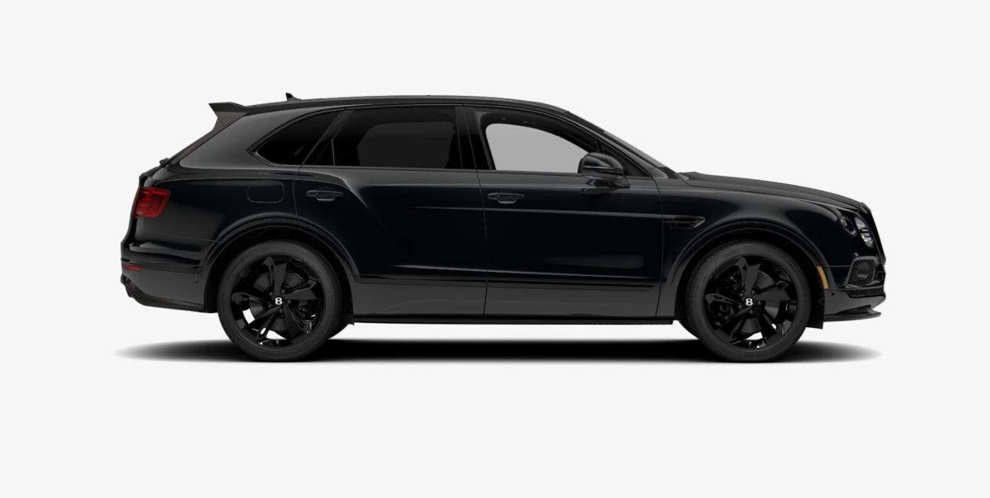 New 2018 Bentley Bentayga Black Edition For Sale In Westport, CT 1982_p2