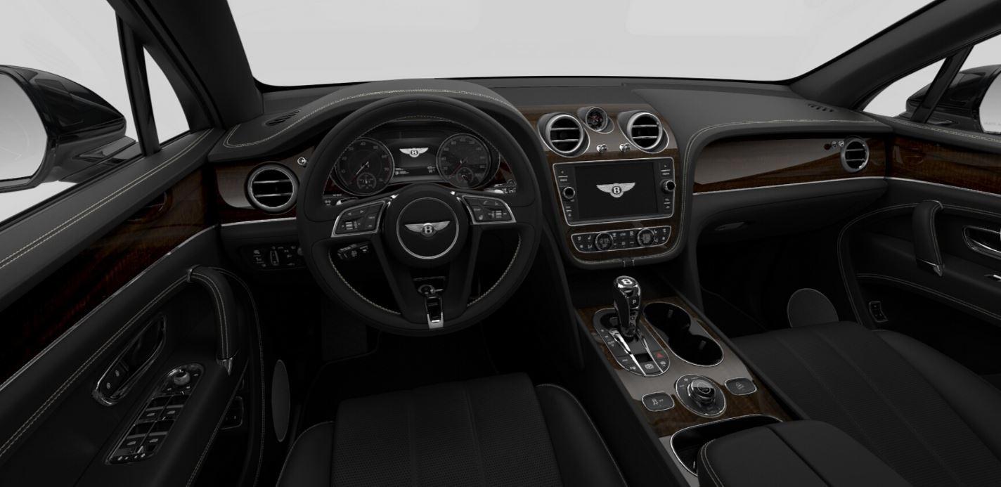 New 2018 Bentley Bentayga Black Edition For Sale In Westport, CT 1982_p6
