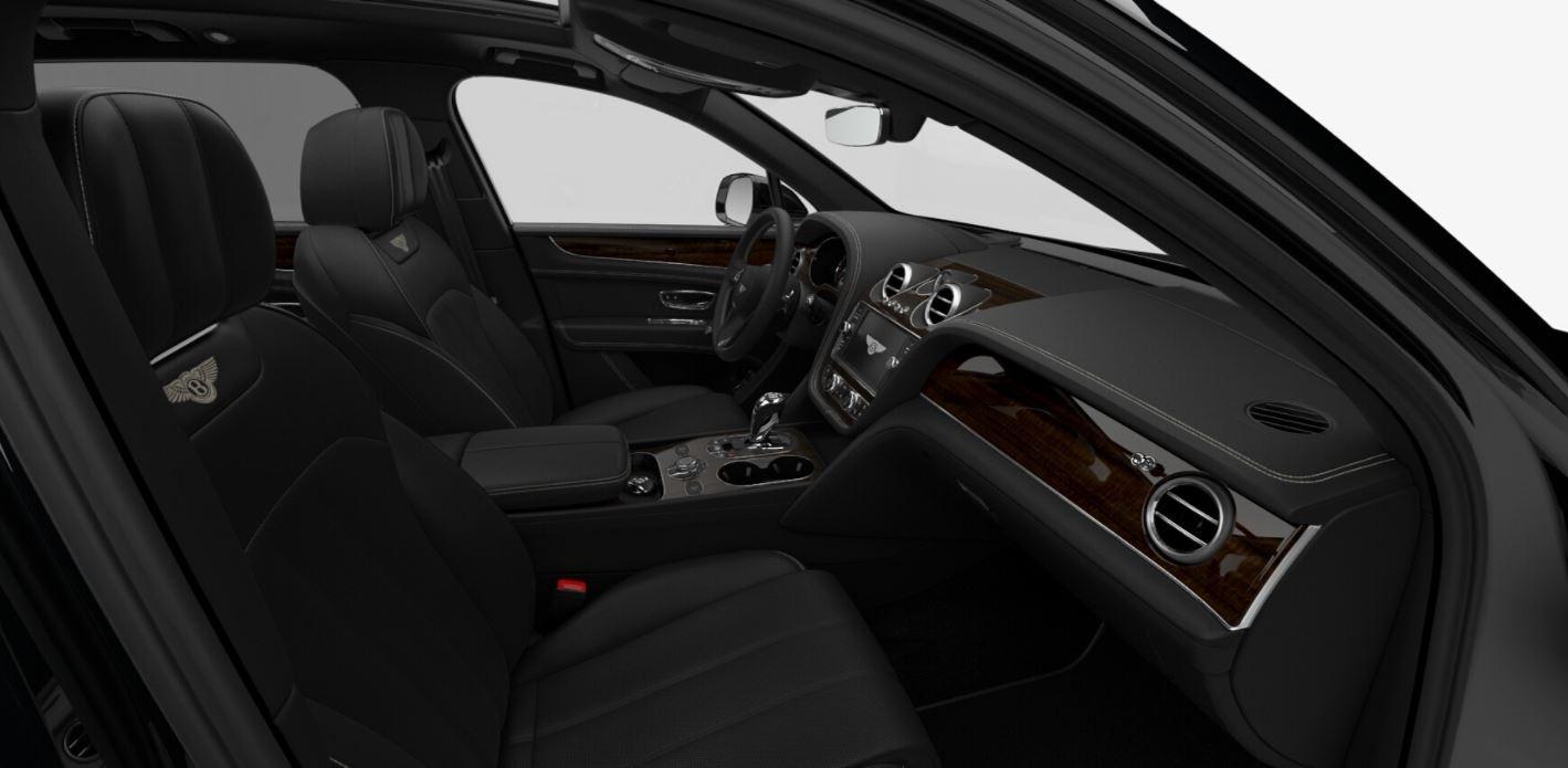 New 2018 Bentley Bentayga Black Edition For Sale In Westport, CT 1982_p7