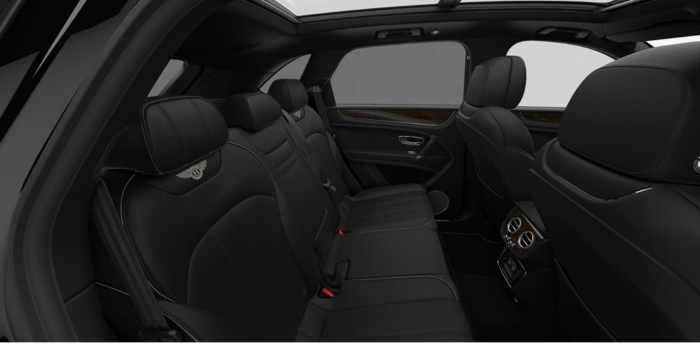 New 2018 Bentley Bentayga Black Edition For Sale In Westport, CT 1982_p8