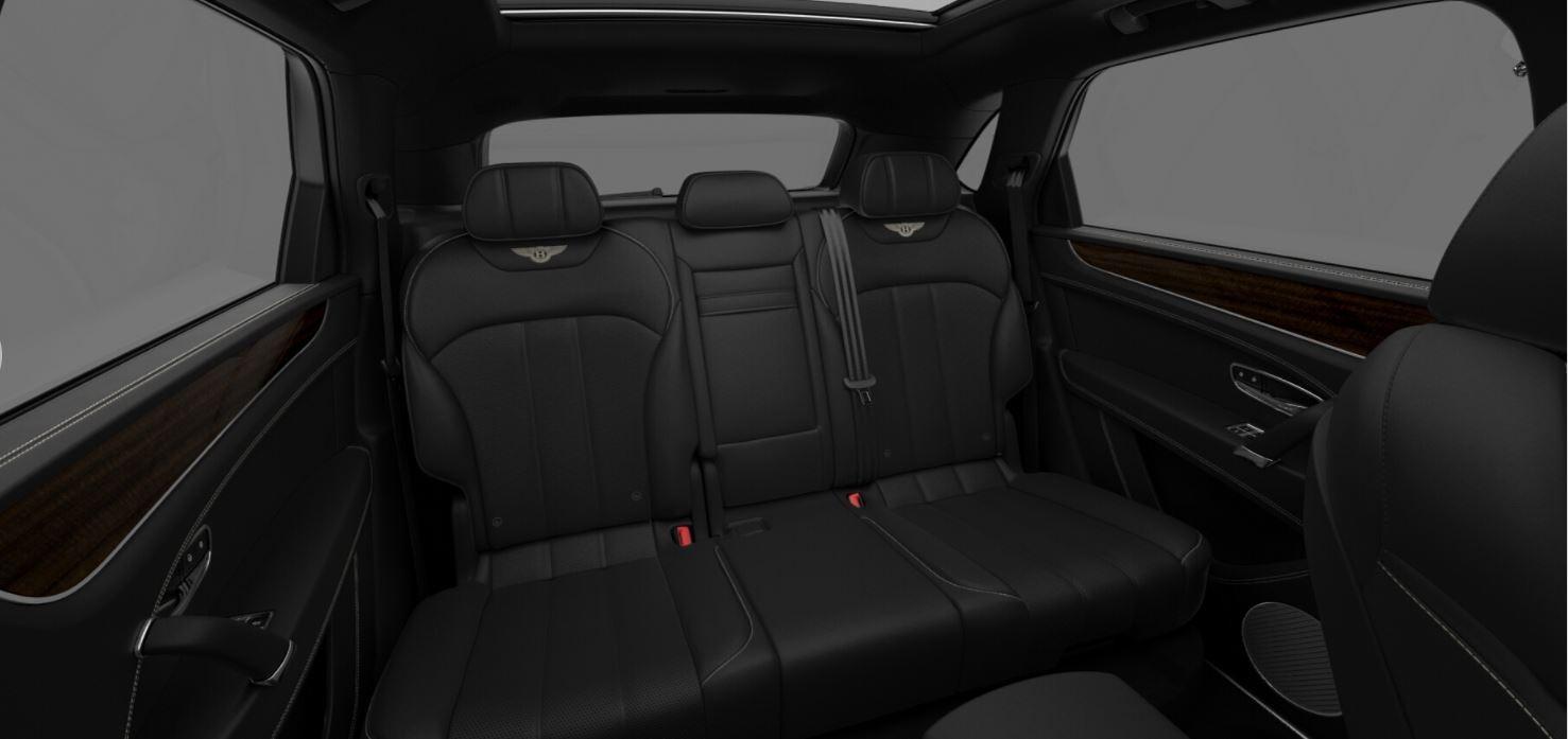 New 2018 Bentley Bentayga Black Edition For Sale In Westport, CT 1982_p9