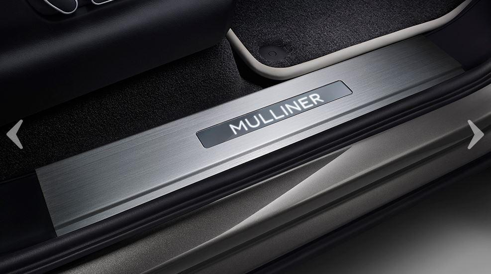 New 2018 Bentley Bentayga Mulliner For Sale In Westport, CT 1988_p14