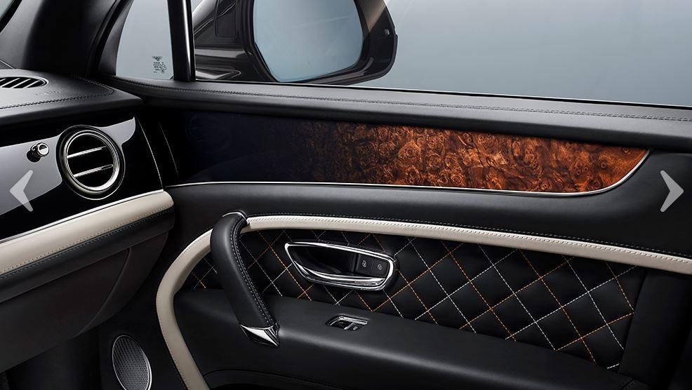 New 2018 Bentley Bentayga Mulliner For Sale In Westport, CT 1988_p15