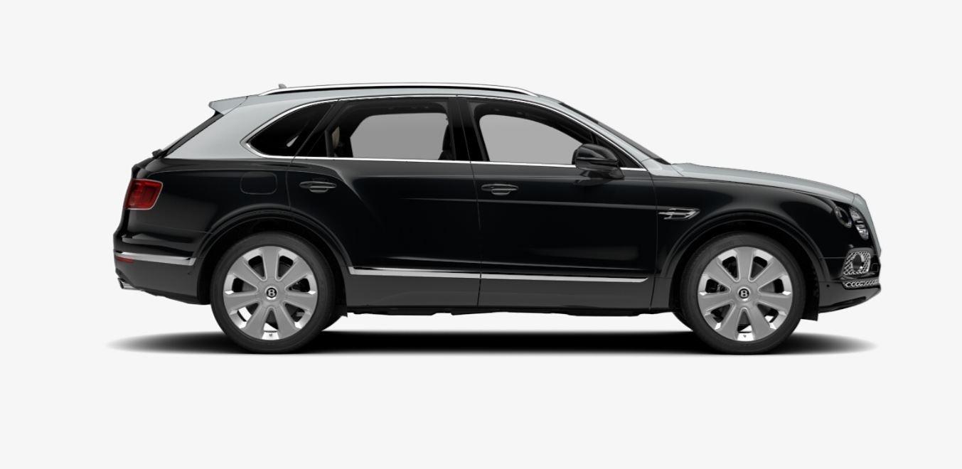 New 2018 Bentley Bentayga Mulliner For Sale In Westport, CT 1988_p2