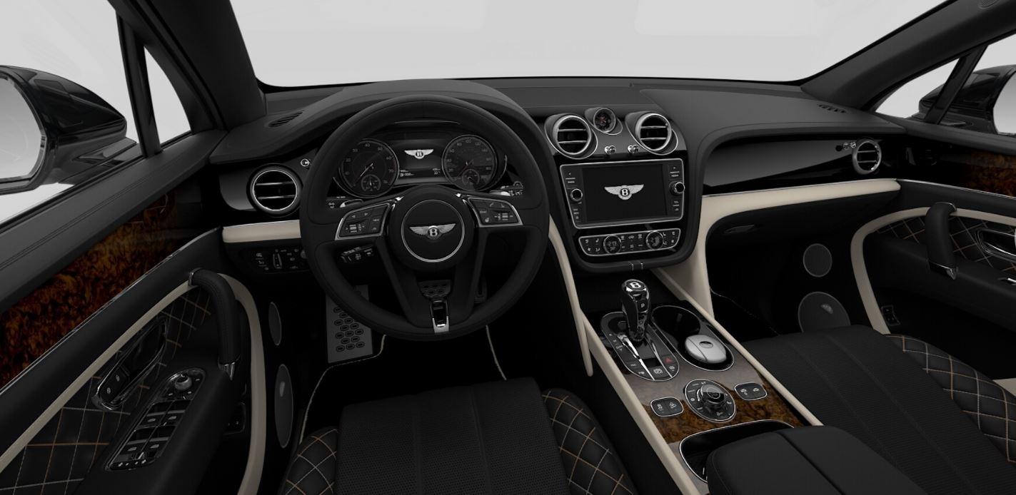 New 2018 Bentley Bentayga Mulliner For Sale In Westport, CT 1988_p6