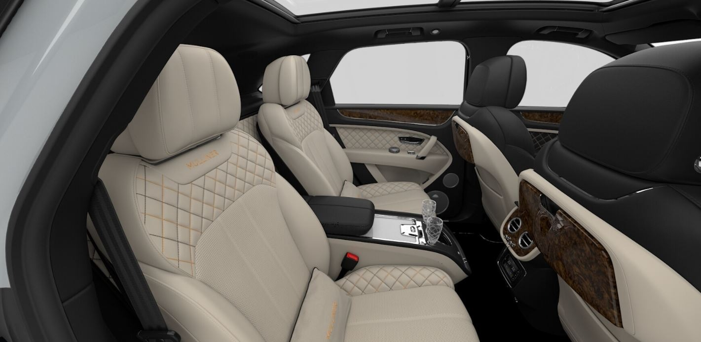 New 2018 Bentley Bentayga Mulliner For Sale In Westport, CT 1988_p7