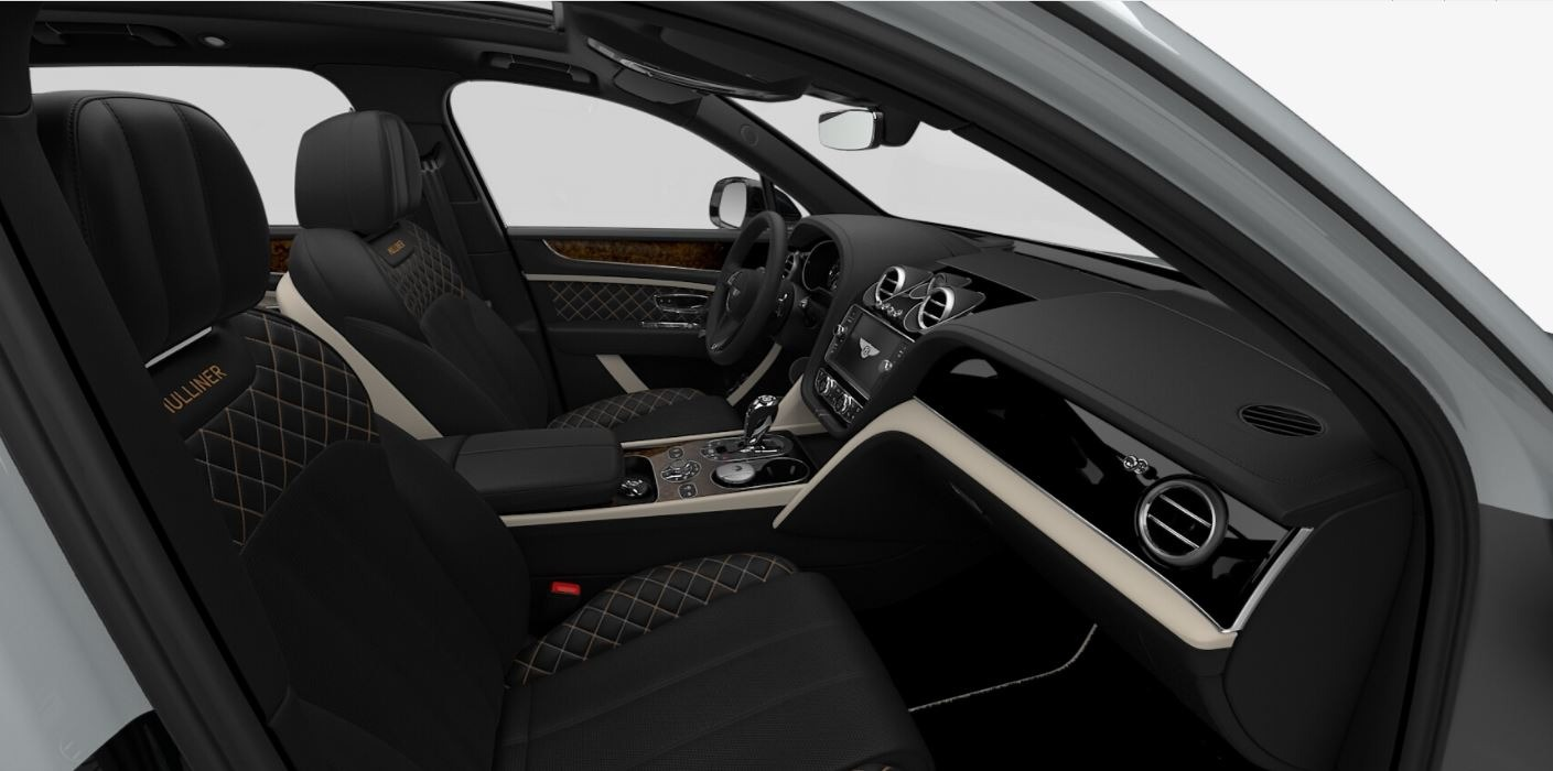 New 2018 Bentley Bentayga Mulliner For Sale In Westport, CT 1988_p8