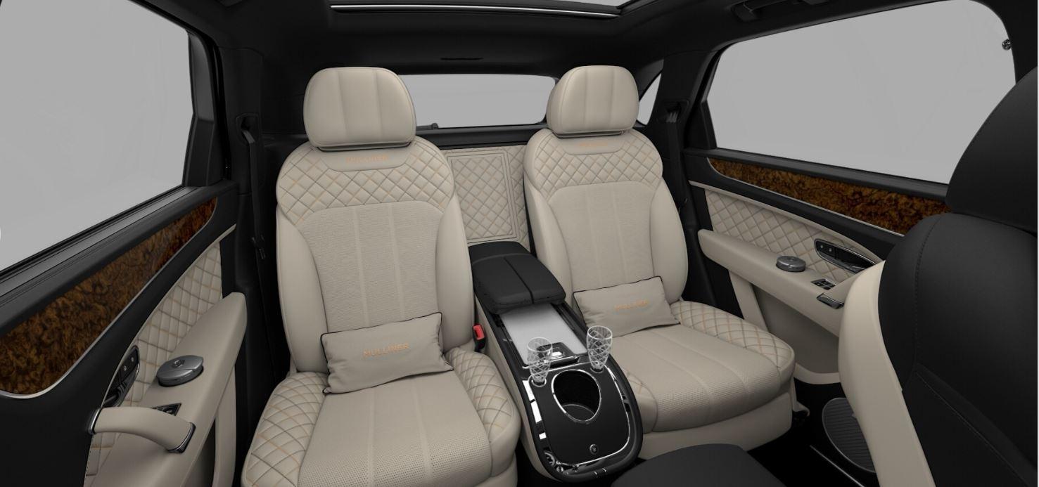 New 2018 Bentley Bentayga Mulliner For Sale In Westport, CT 1988_p9