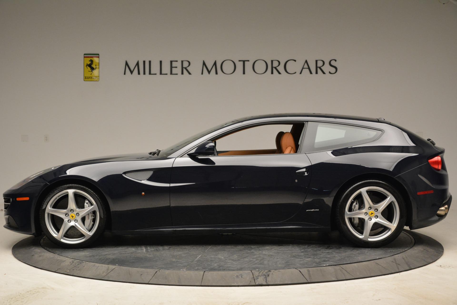 Used 2014 Ferrari FF  For Sale In Westport, CT 1989_p3