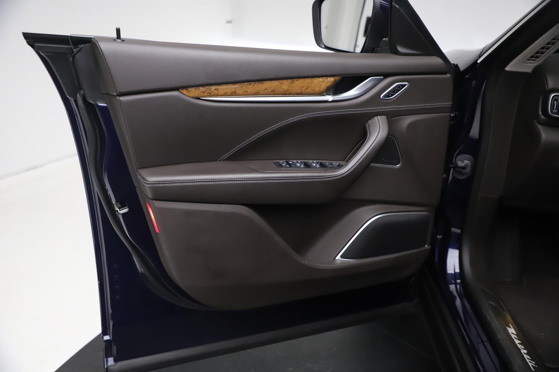 New 2018 Maserati Levante S Q4 GranLusso For Sale In Westport, CT 1990_p15