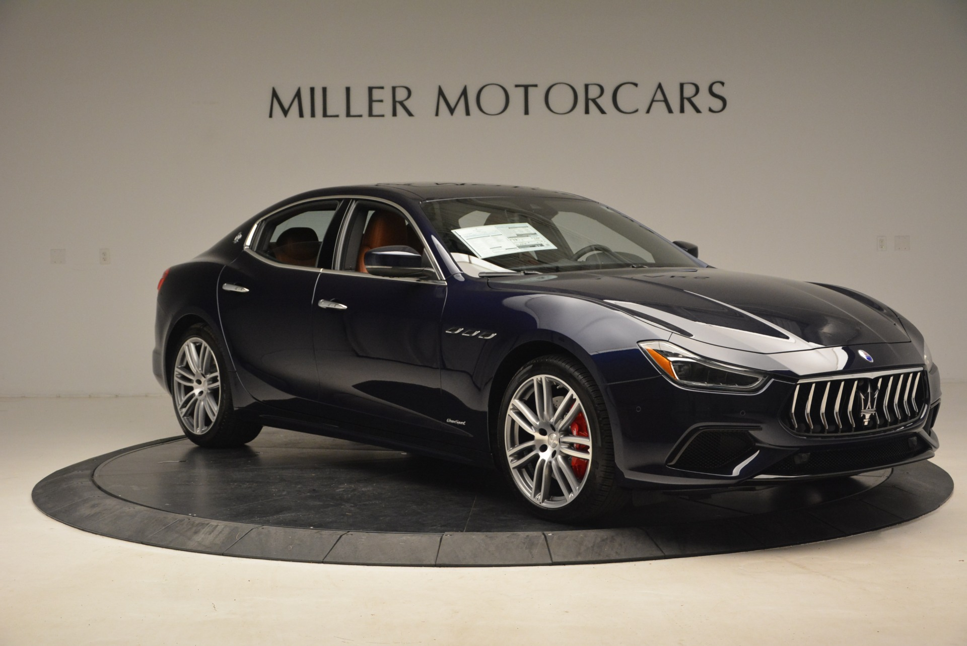 New 2018 Maserati Ghibli S Q4 GranSport For Sale In Westport, CT 1992_p11