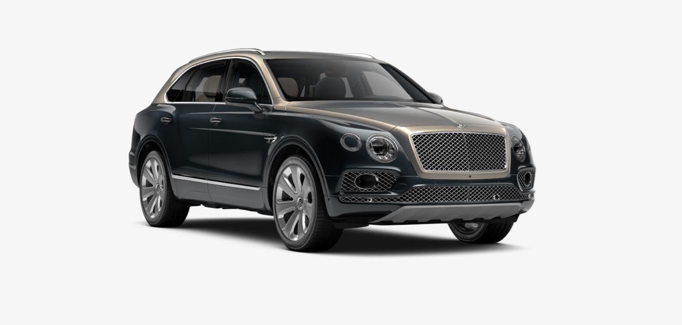 New 2018 Bentley Bentayga Mulliner For Sale In Westport, CT 1993_main