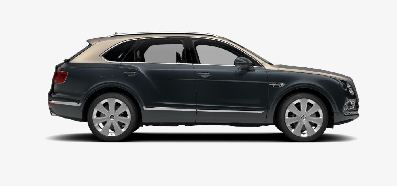 New 2018 Bentley Bentayga Mulliner For Sale In Westport, CT 1993_p2