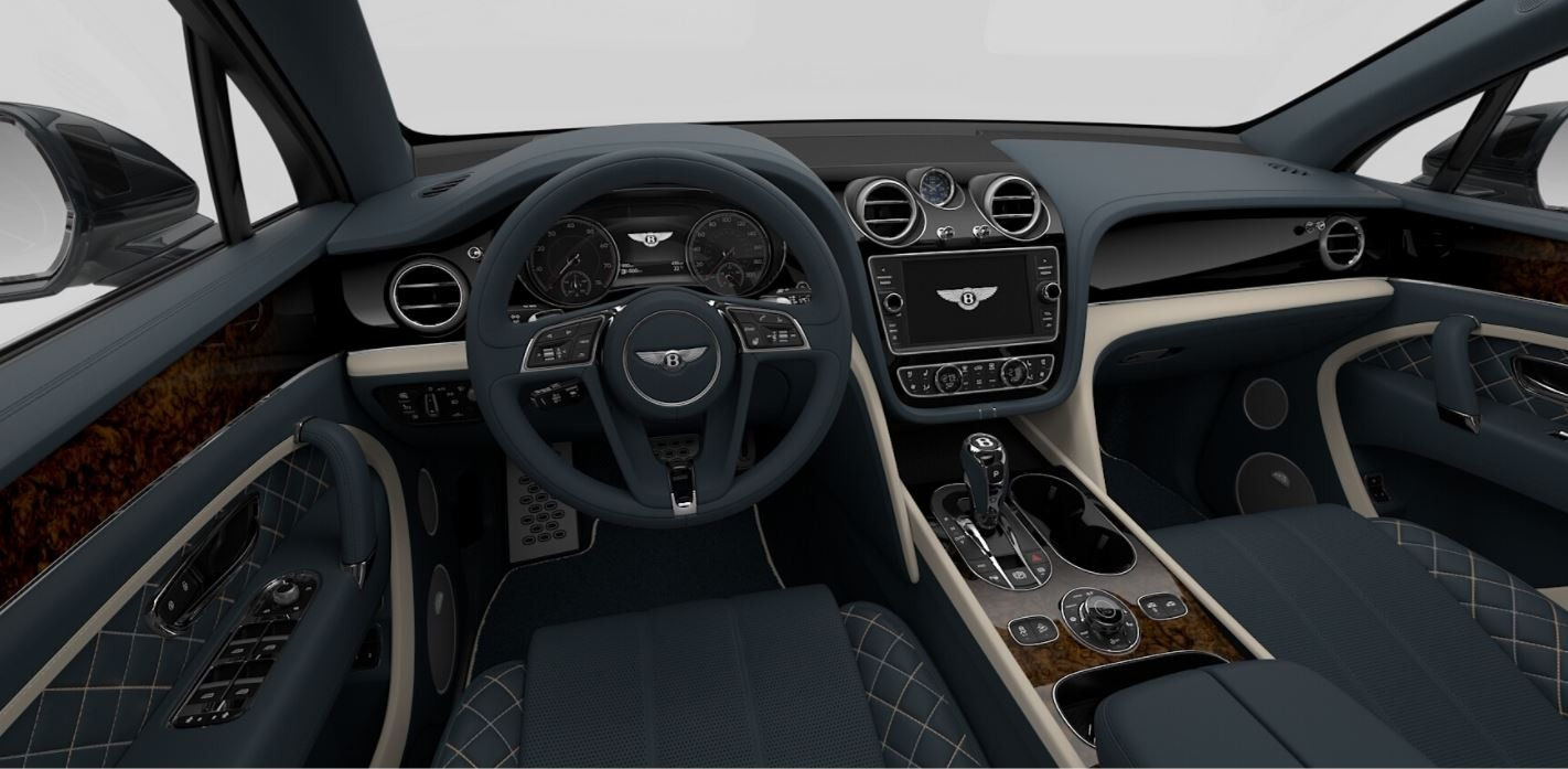 New 2018 Bentley Bentayga Mulliner For Sale In Westport, CT 1993_p6