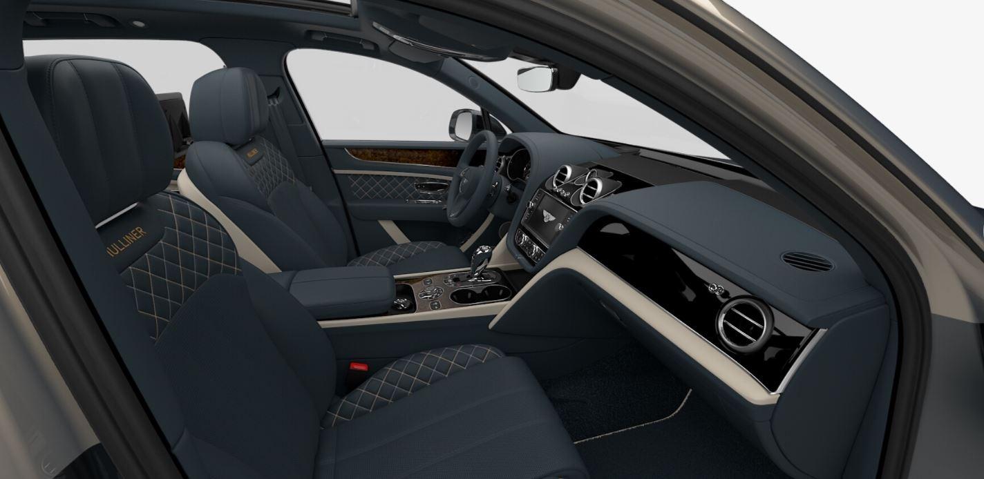 New 2018 Bentley Bentayga Mulliner For Sale In Westport, CT 1993_p7