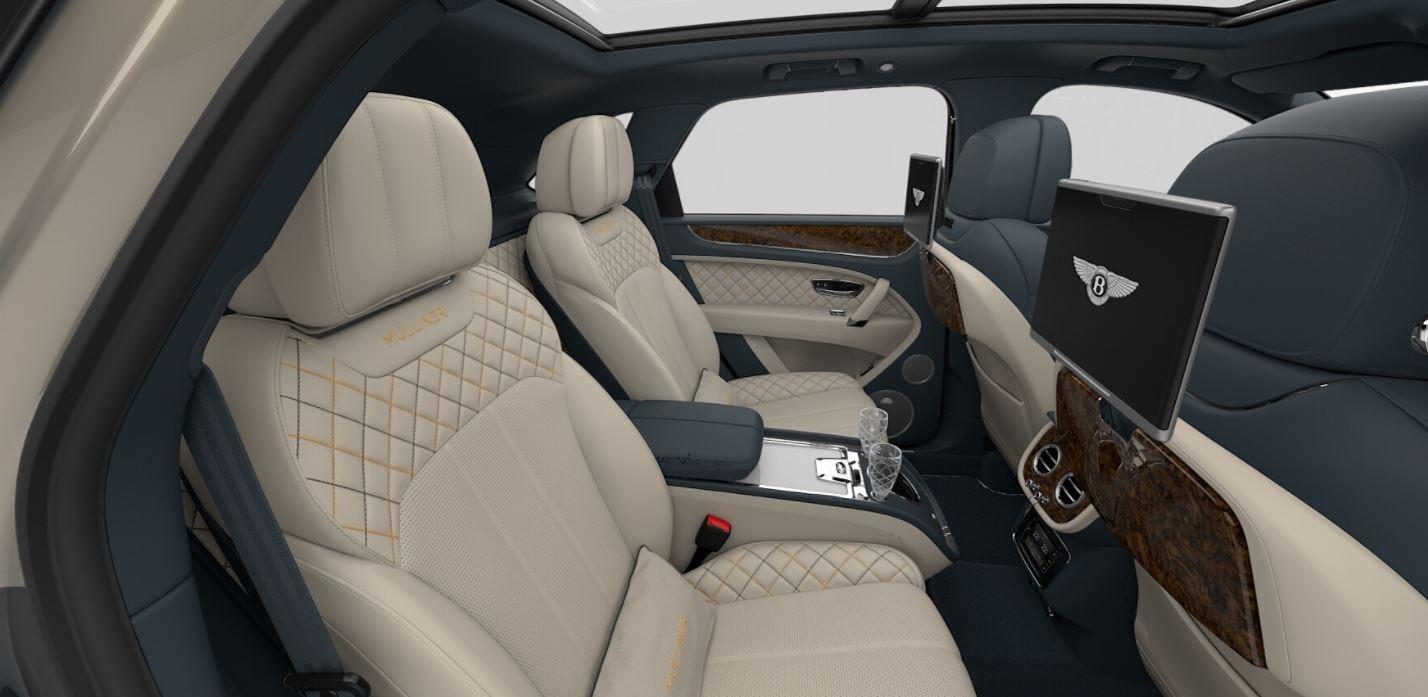 New 2018 Bentley Bentayga Mulliner For Sale In Westport, CT 1993_p8