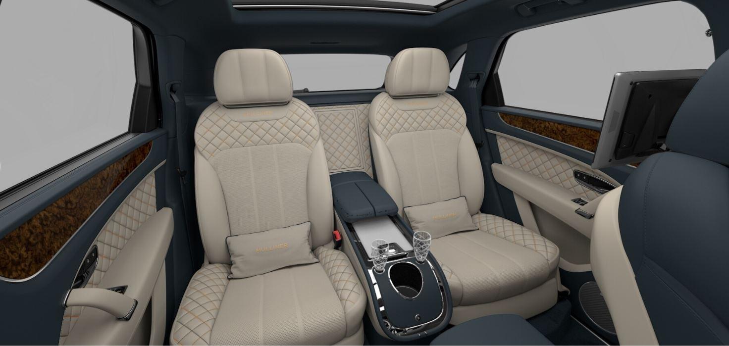New 2018 Bentley Bentayga Mulliner For Sale In Westport, CT 1993_p9