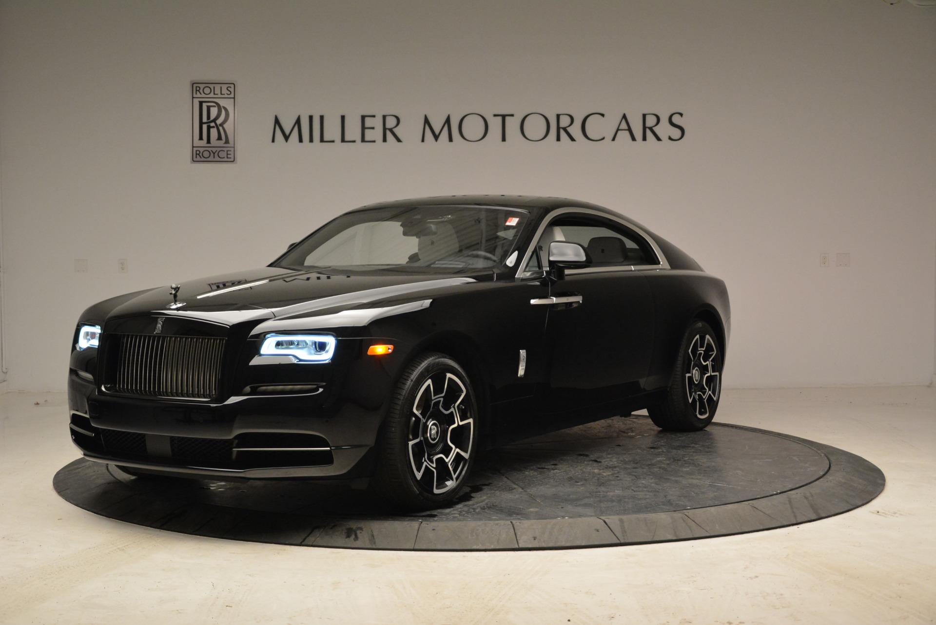 Used 2017 Rolls-Royce Wraith Black Badge For Sale In Westport, CT 1994_main