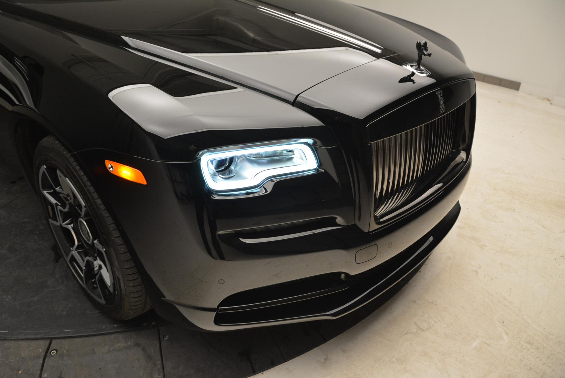 Used 2017 Rolls-Royce Wraith Black Badge For Sale In Westport, CT 1994_p12