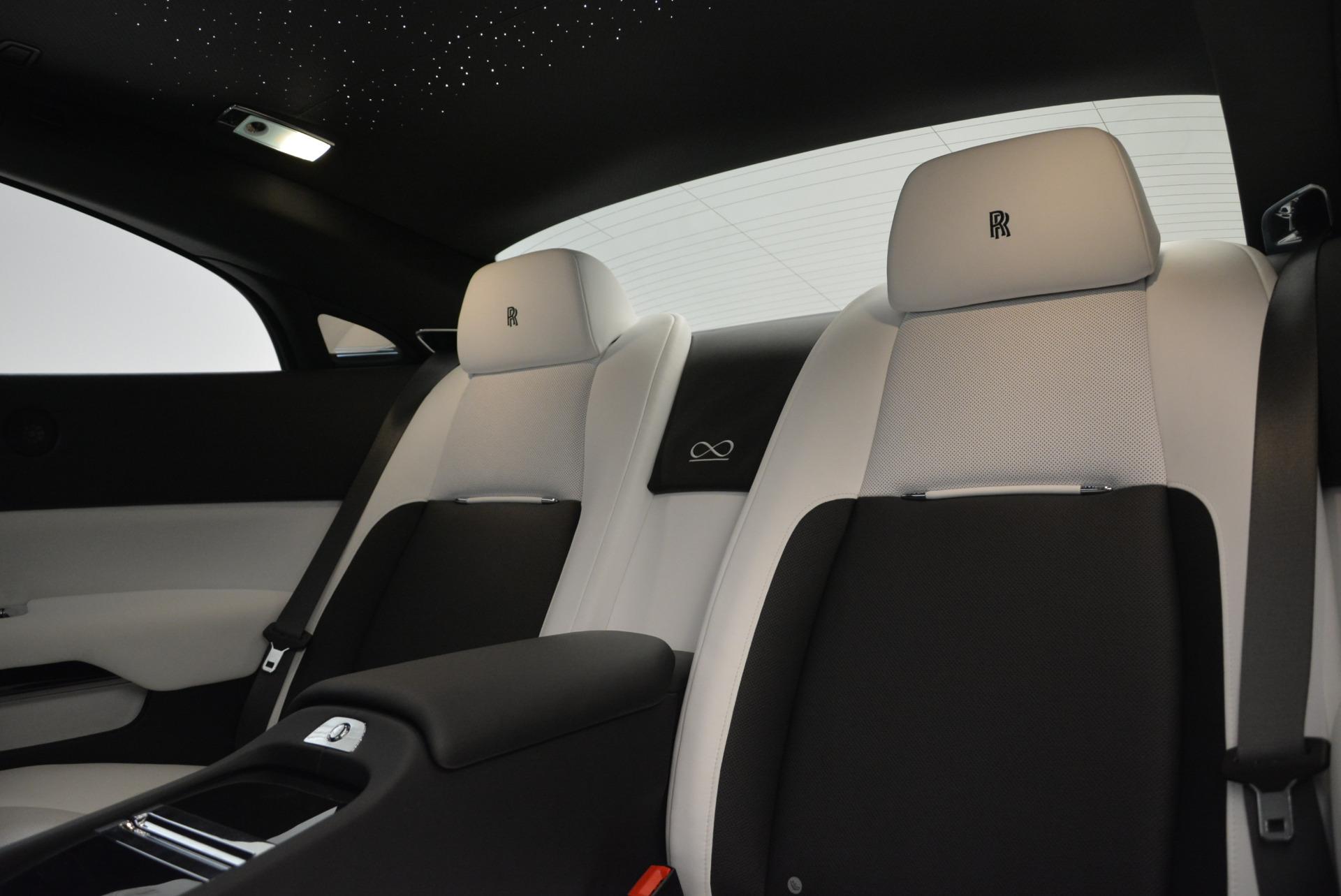 Used 2017 Rolls-Royce Wraith Black Badge For Sale In Westport, CT 1994_p22