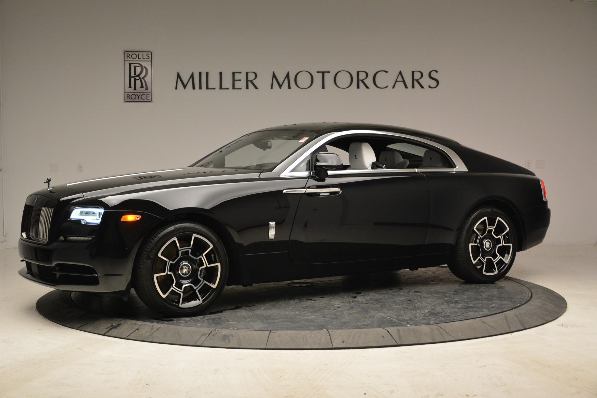 Used 2017 Rolls-Royce Wraith Black Badge For Sale In Westport, CT 1994_p2