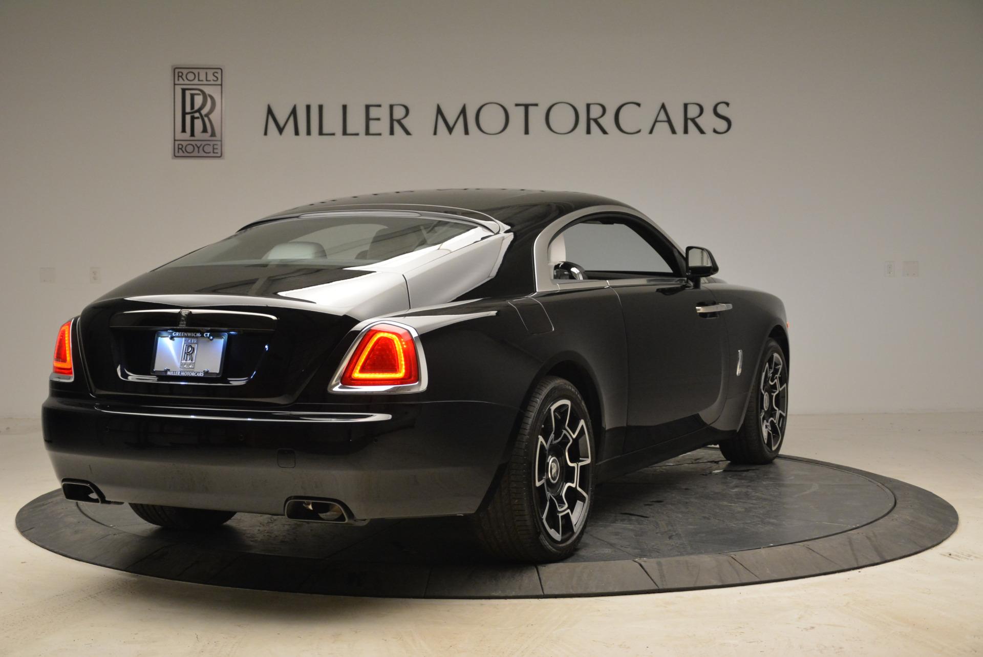 Used 2017 Rolls-Royce Wraith Black Badge For Sale In Westport, CT 1994_p7