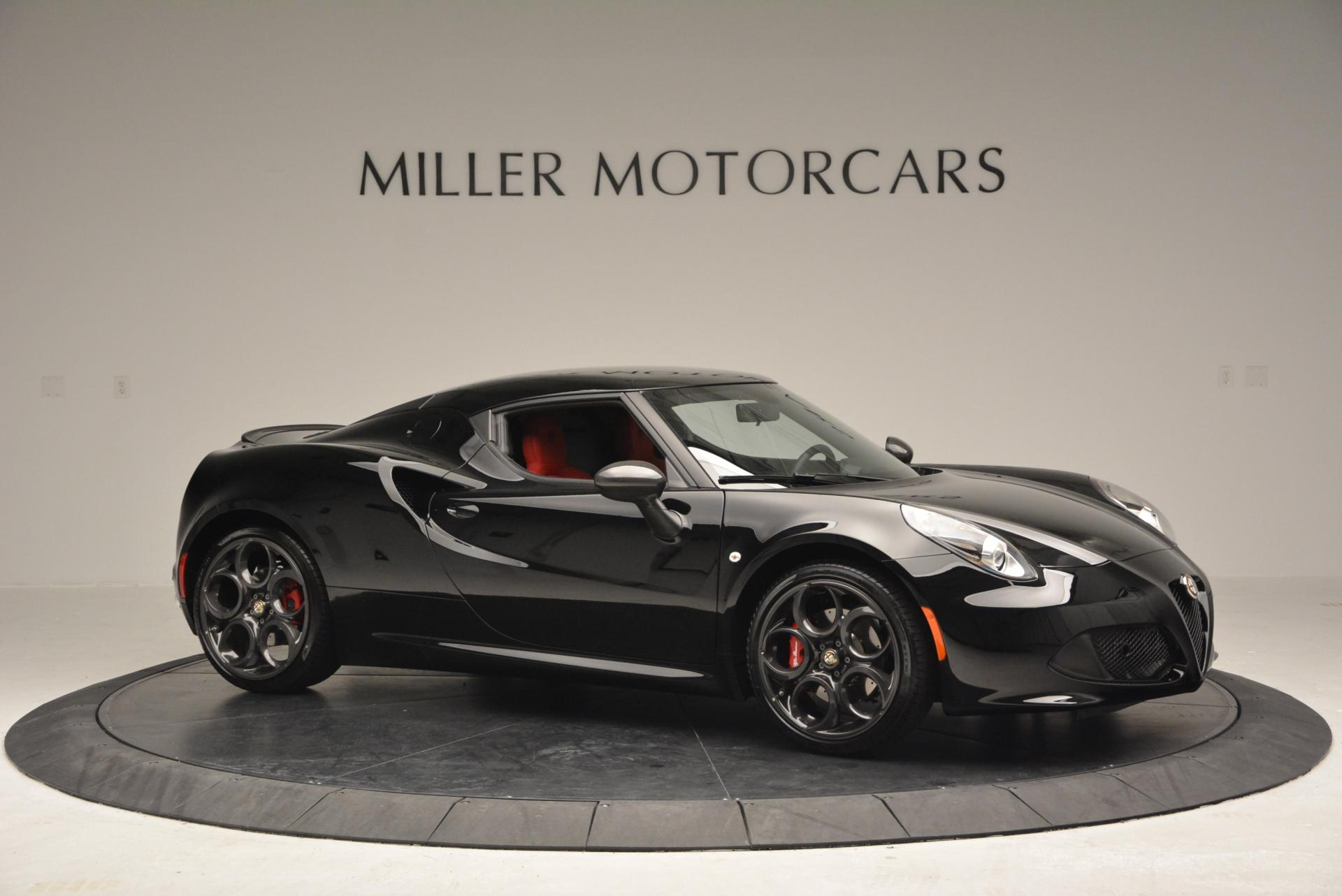 New 2016 Alfa Romeo 4C  For Sale In Westport, CT 2_p10