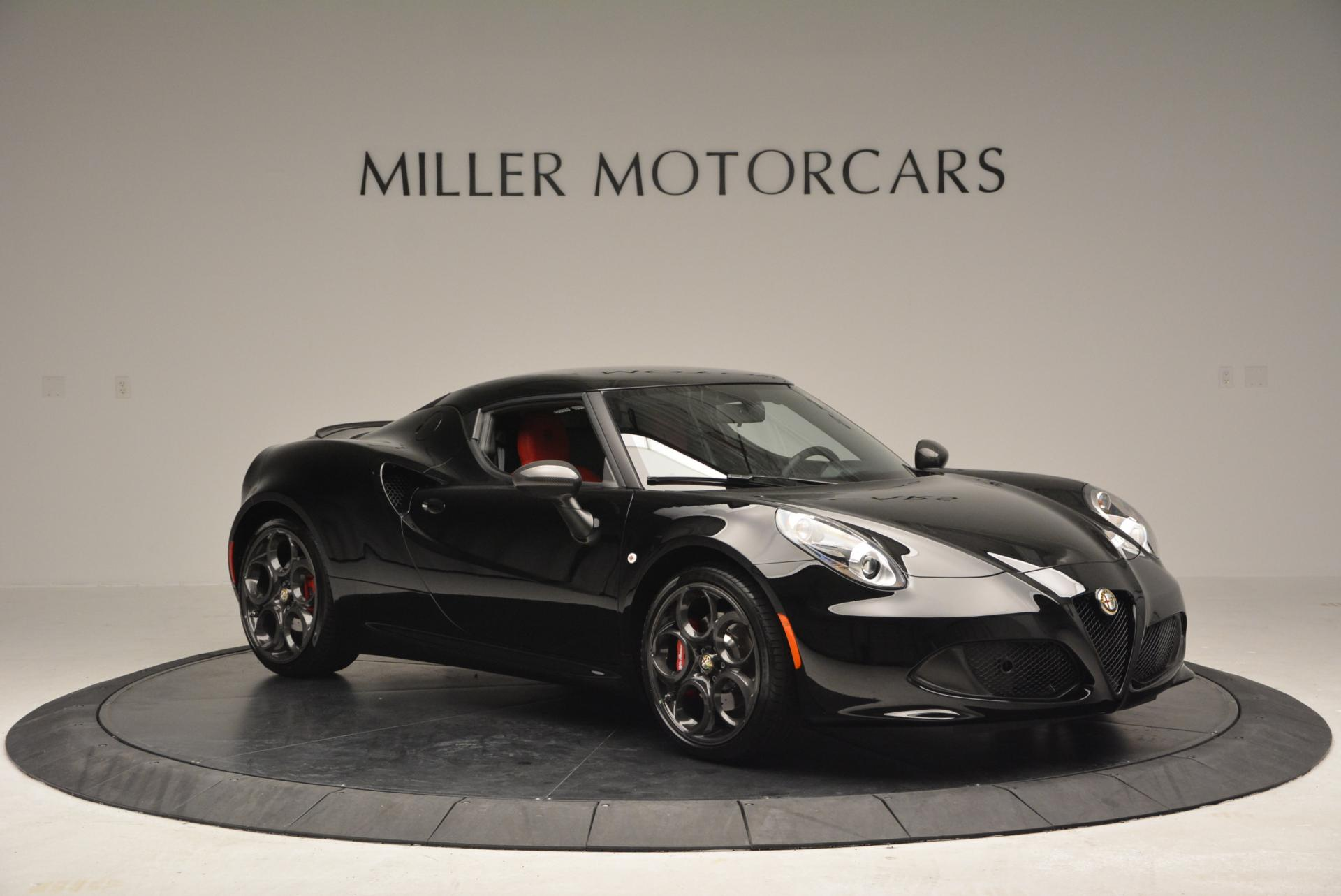 New 2016 Alfa Romeo 4C  For Sale In Westport, CT 2_p11