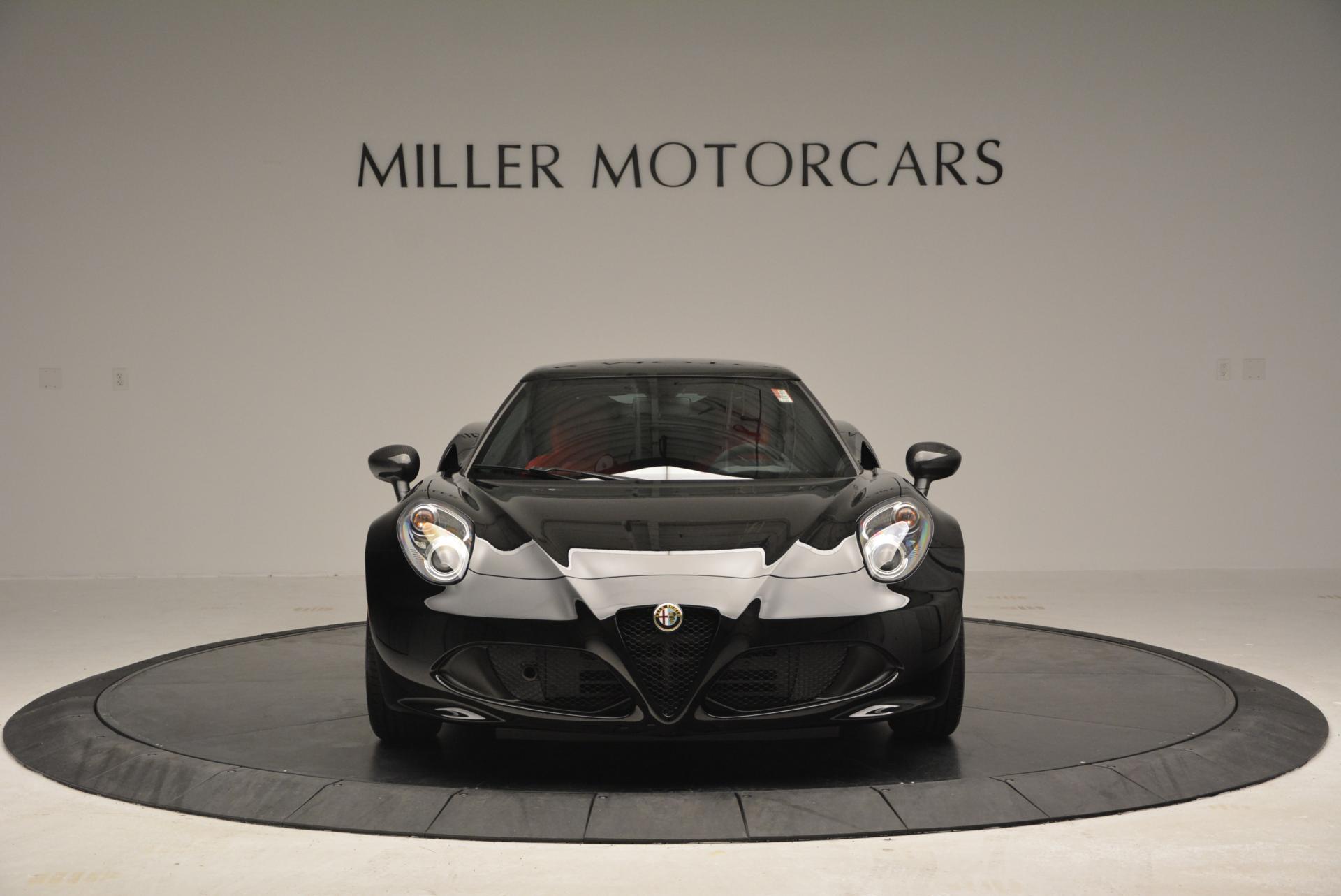 New 2016 Alfa Romeo 4C  For Sale In Westport, CT 2_p12