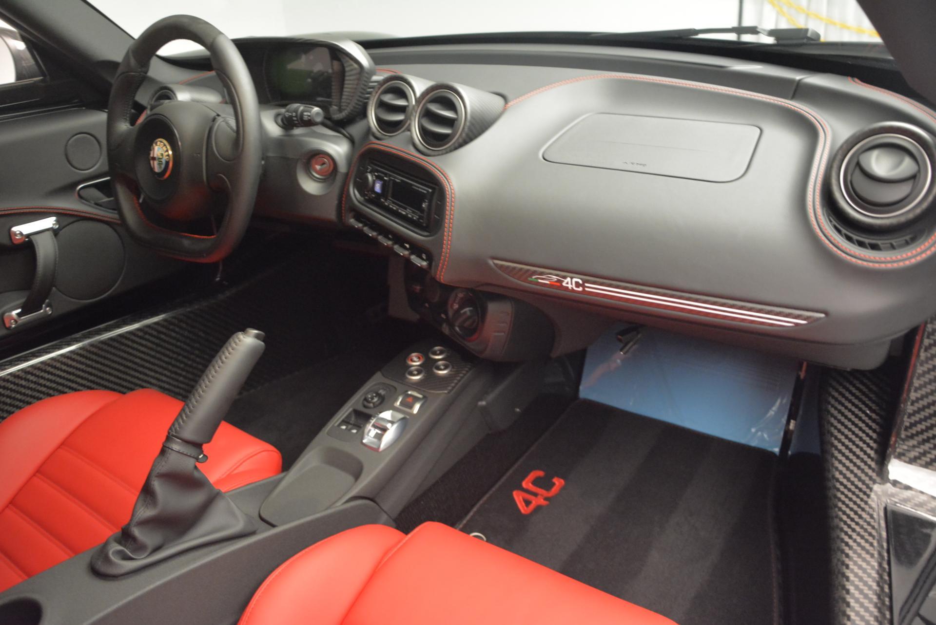 New 2016 Alfa Romeo 4C  For Sale In Westport, CT 2_p17