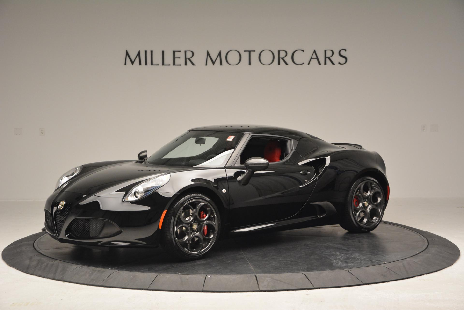 New 2016 Alfa Romeo 4C  For Sale In Westport, CT 2_p2