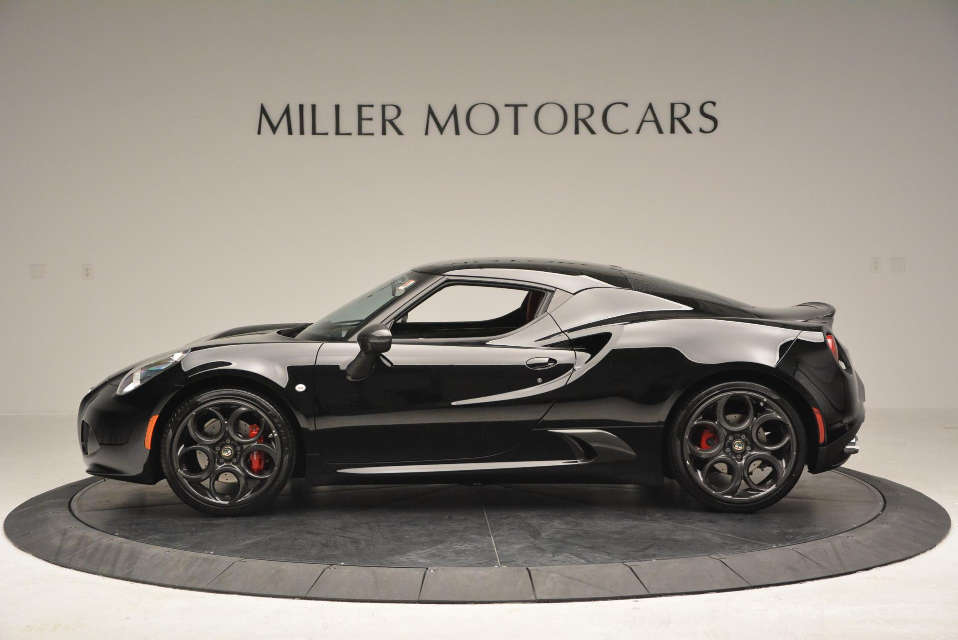 New 2016 Alfa Romeo 4C  For Sale In Westport, CT 2_p3