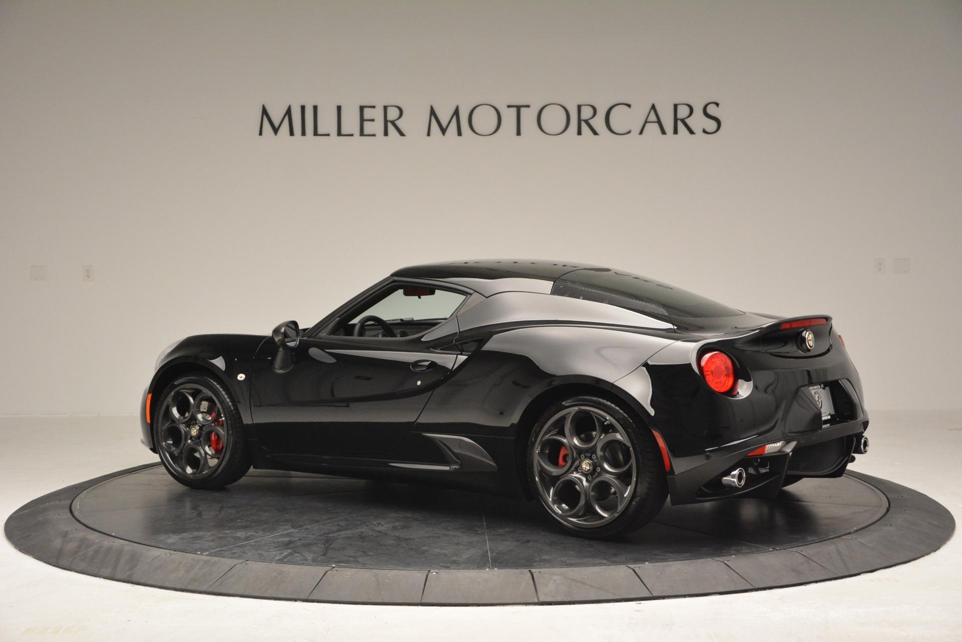 New 2016 Alfa Romeo 4C  For Sale In Westport, CT 2_p4