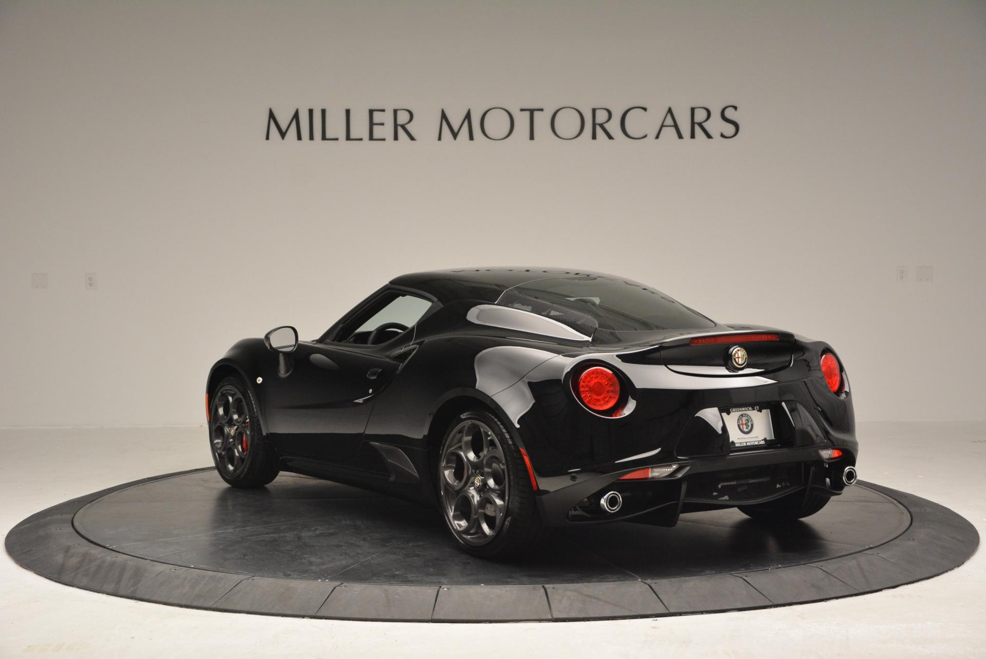 New 2016 Alfa Romeo 4C  For Sale In Westport, CT 2_p5