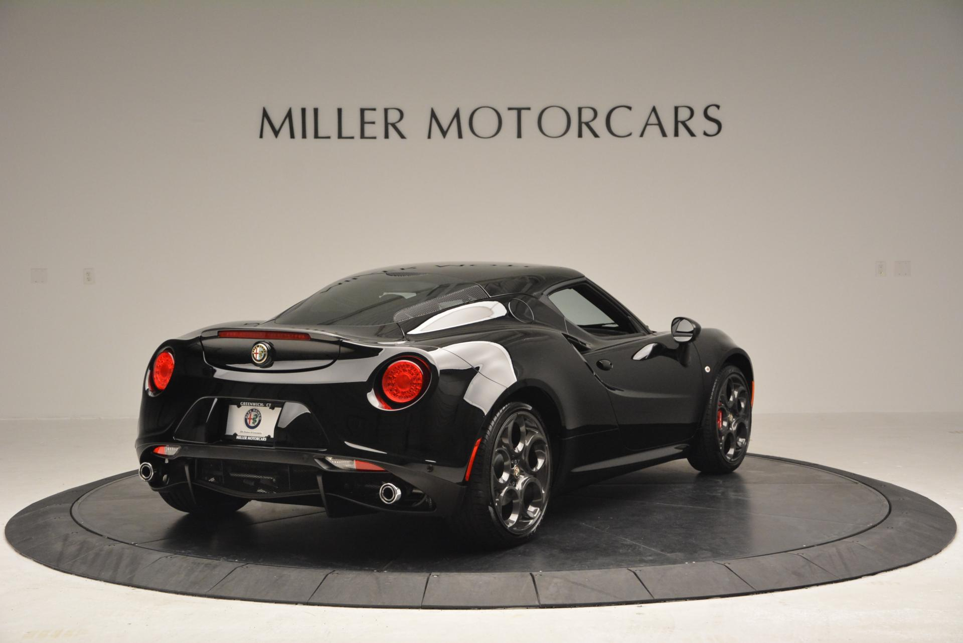 New 2016 Alfa Romeo 4C  For Sale In Westport, CT 2_p7
