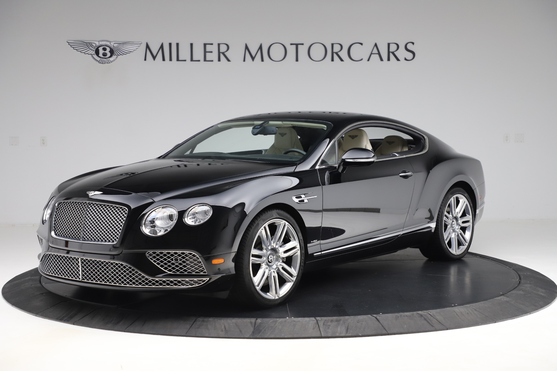 Used 2016 Bentley Continental GT W12 For Sale In Westport, CT 20_p2