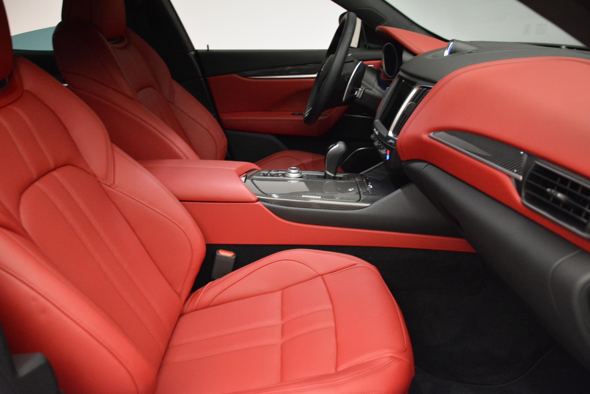 New 2018 Maserati Levante S Q4 Gransport For Sale In Westport, CT 2000_p26
