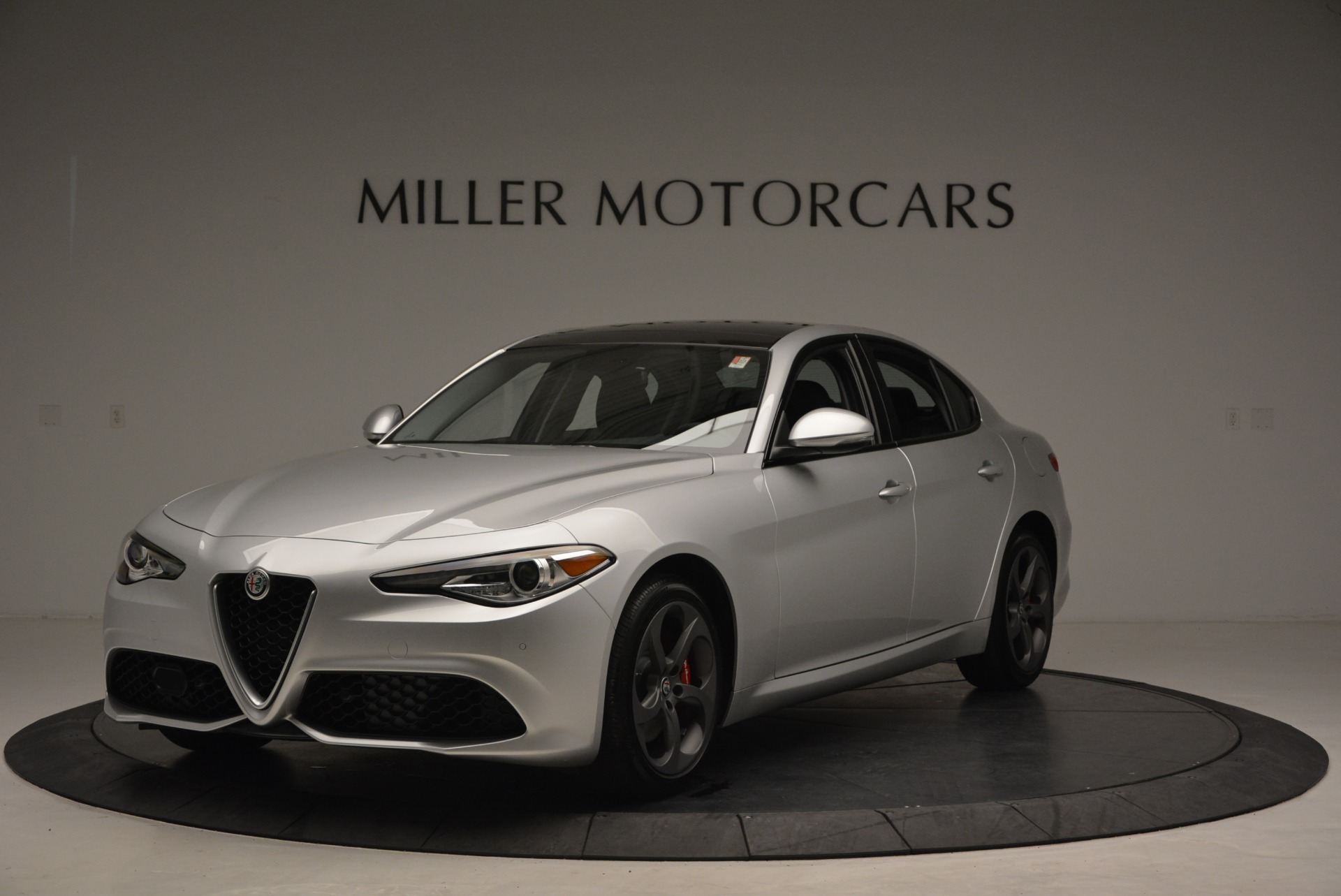 New 2018 Alfa Romeo Giulia Ti Sport Q4 For Sale In Westport, CT
