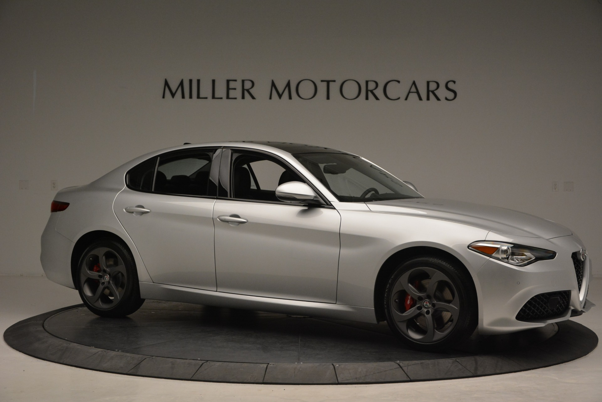 New 2018 Alfa Romeo Giulia Ti Sport Q4 For Sale In Westport, CT 2003_p10