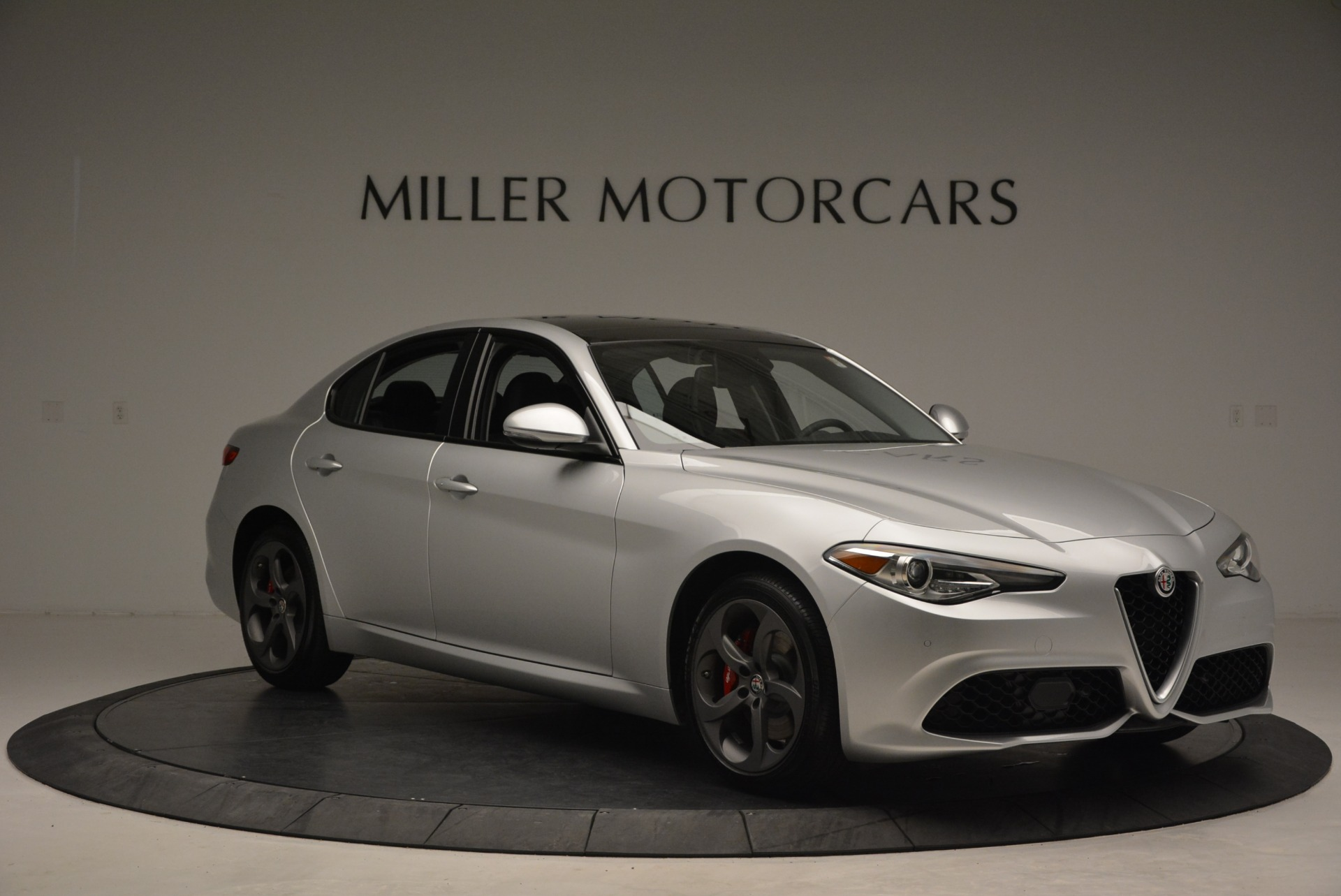 New 2018 Alfa Romeo Giulia Ti Sport Q4 For Sale In Westport, CT 2003_p11