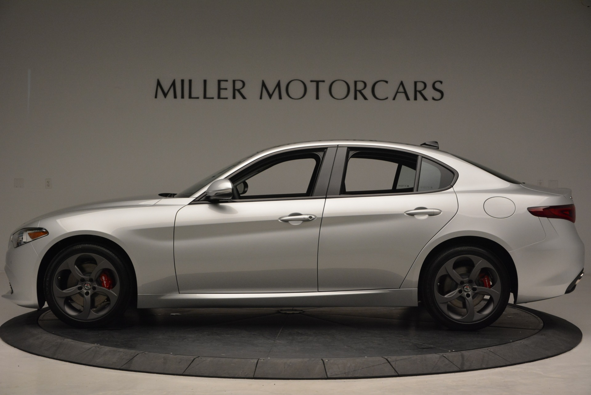 New 2018 Alfa Romeo Giulia Ti Sport Q4 For Sale In Westport, CT 2003_p3