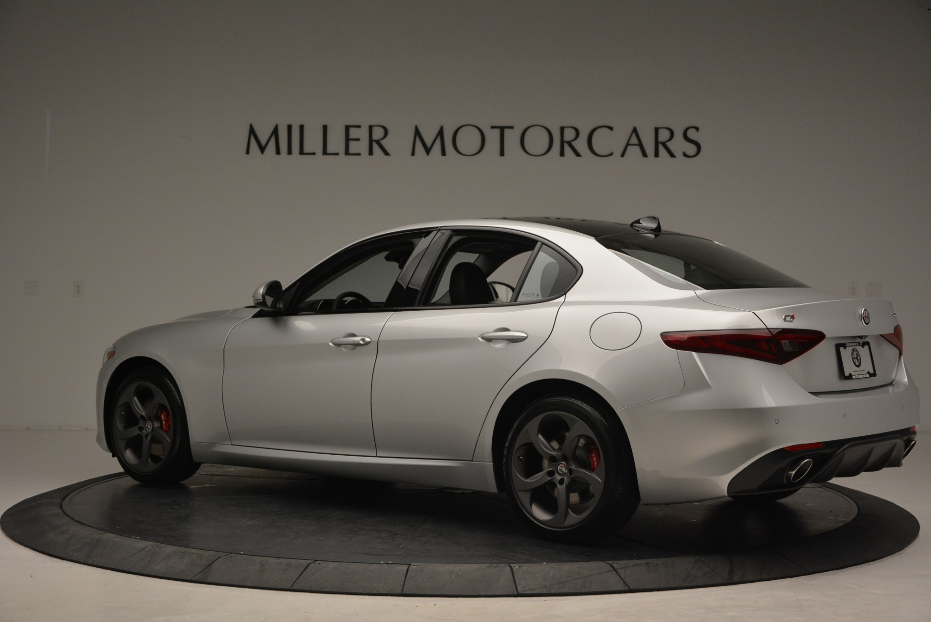 New 2018 Alfa Romeo Giulia Ti Sport Q4 For Sale In Westport, CT 2003_p4
