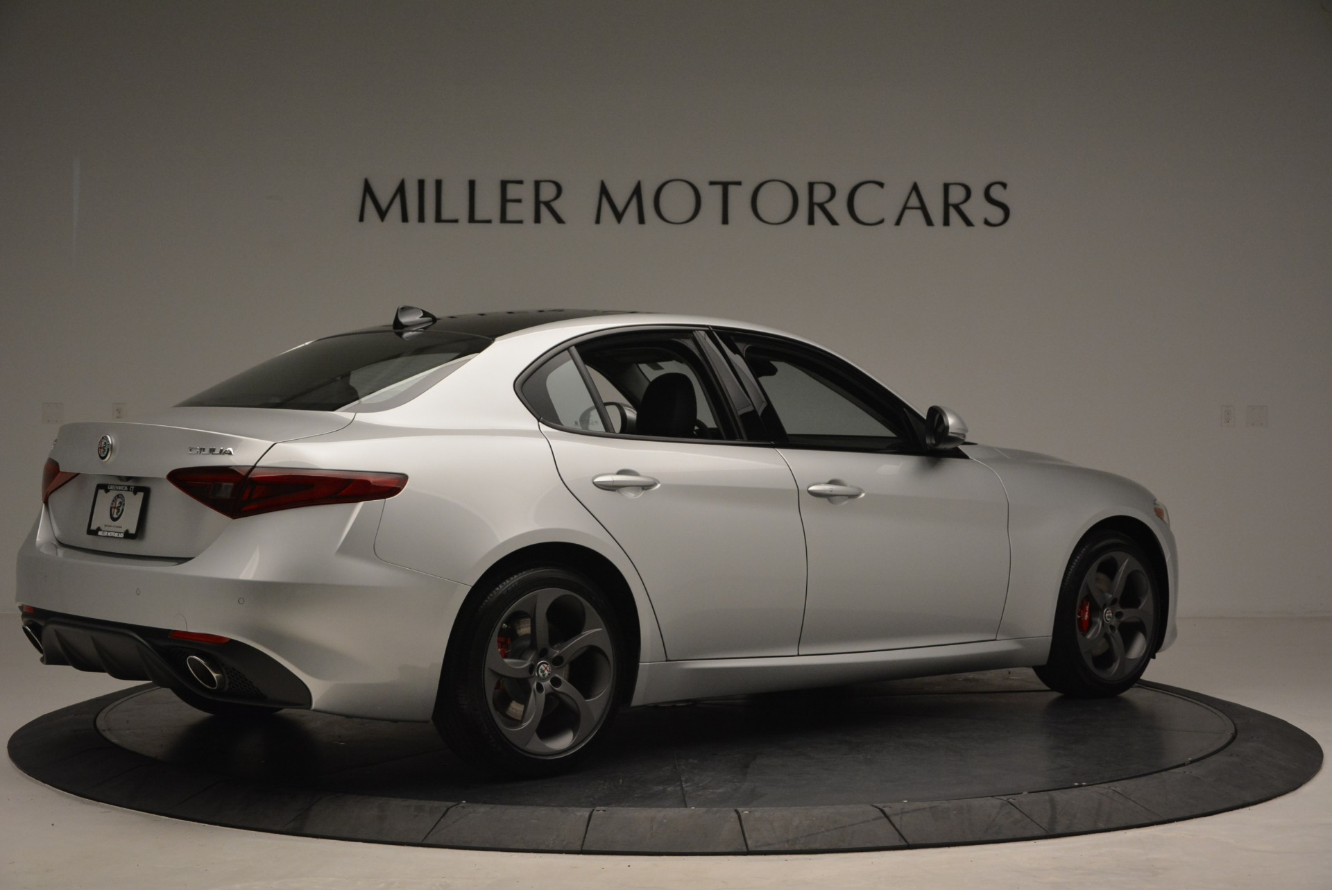 New 2018 Alfa Romeo Giulia Ti Sport Q4 For Sale In Westport, CT 2003_p8