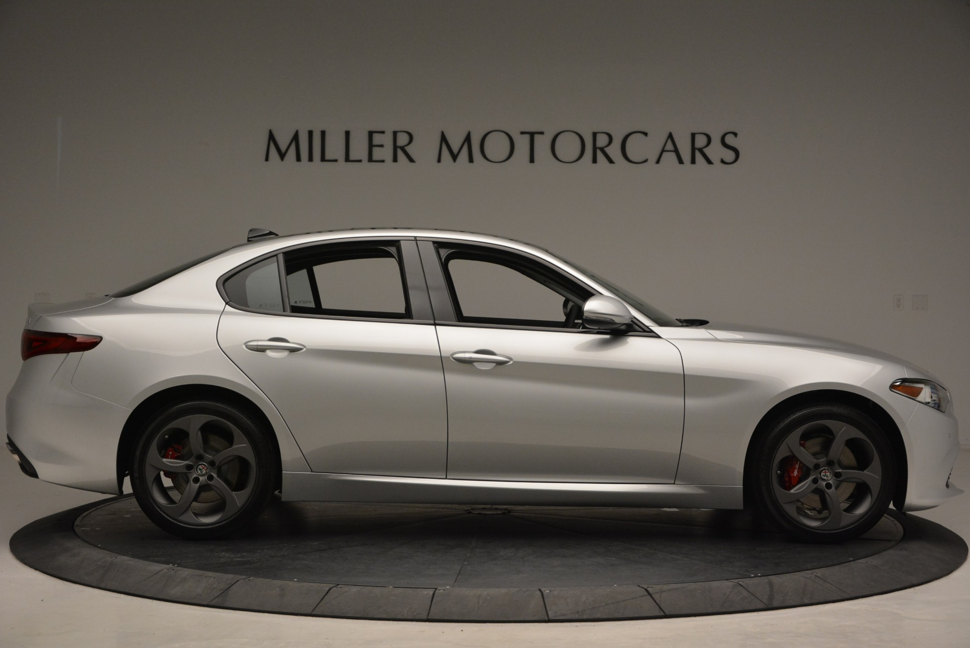 New 2018 Alfa Romeo Giulia Ti Sport Q4 For Sale In Westport, CT 2003_p9
