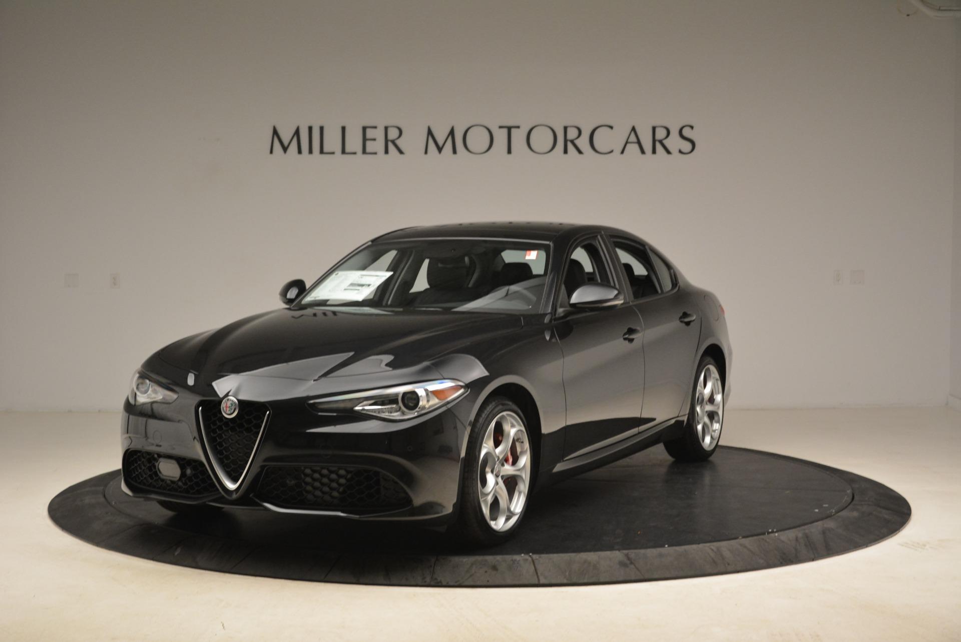 New 2018 Alfa Romeo Giulia Ti Sport Q4 For Sale In Westport, CT 2004_main