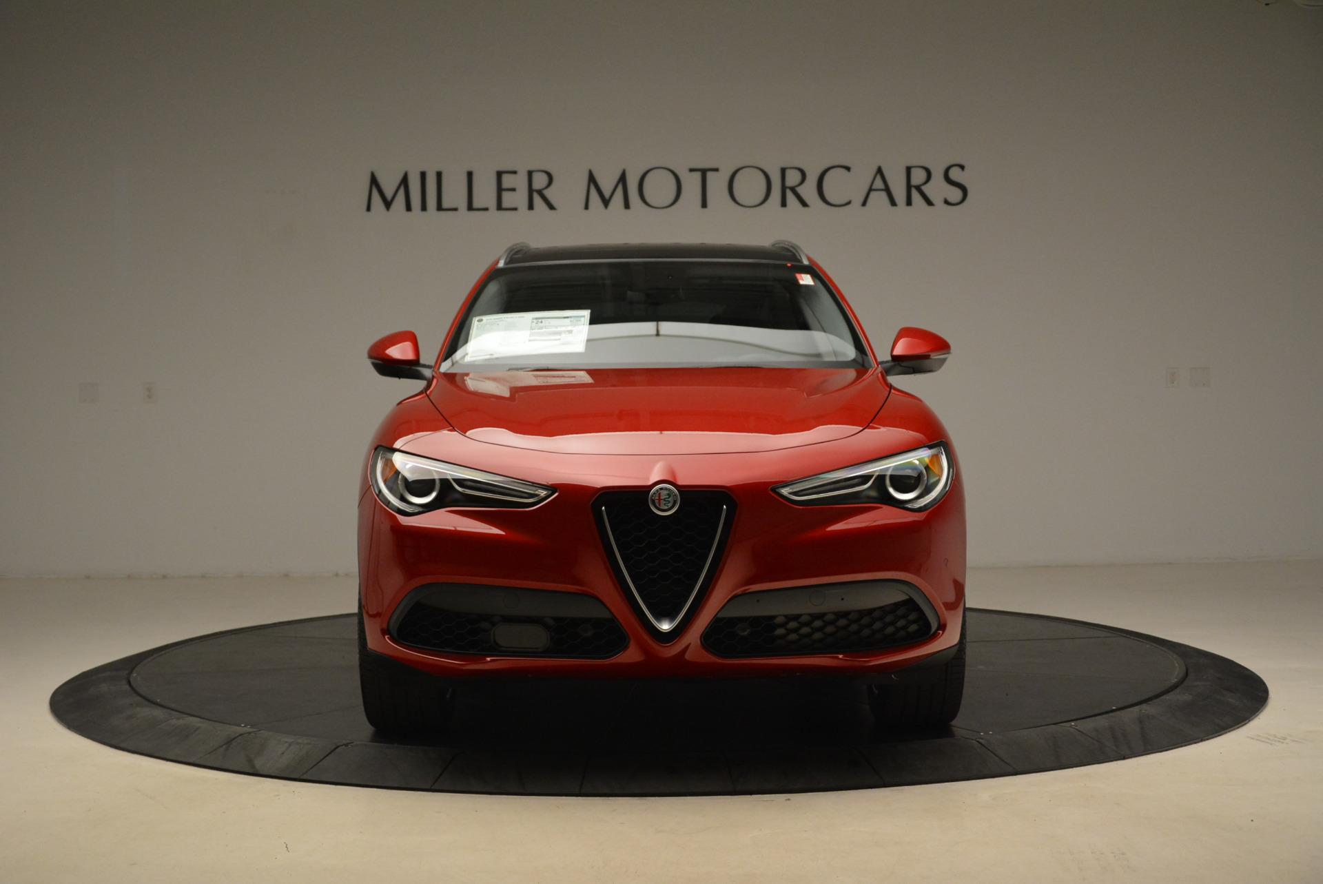 New 2018 Alfa Romeo Stelvio Ti Q4 For Sale In Westport, CT 2005_p12