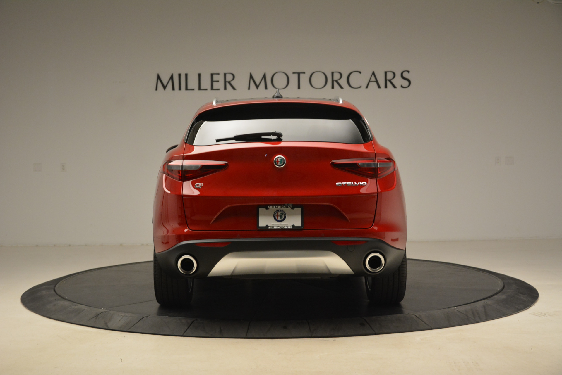 New 2018 Alfa Romeo Stelvio Ti Q4 For Sale In Westport, CT 2005_p6