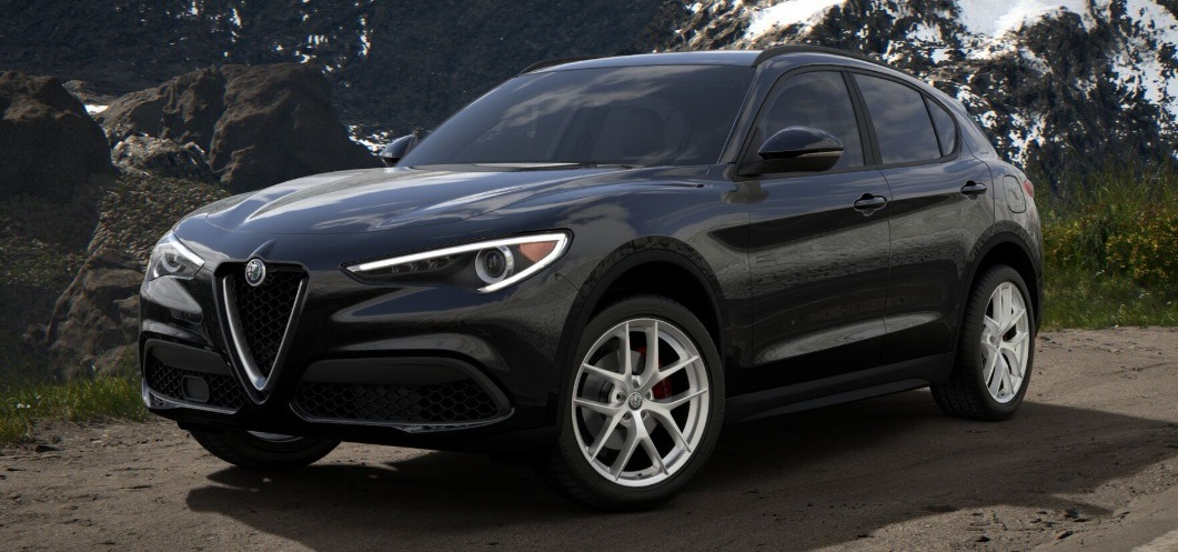 New 2018 Alfa Romeo Stelvio Ti Sport Q4 For Sale In Westport, CT